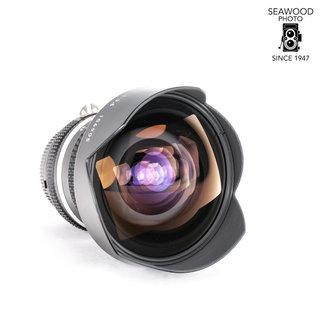 Nikon Nikon 15mm f/3.5 AIS w/Case, Filters EXCELLENT