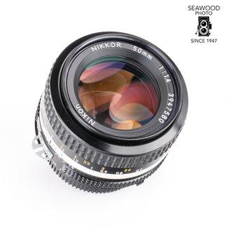 Nikon Nikon 50mm f/1.4 AI GOOD