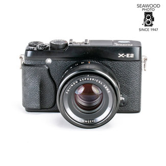 Fuji Fuji X-E2 16.3mp  w/35mm f/1.4 Super EBC EXCELLENT