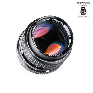 Pentax Pentax-M 85mm f/2 PK EXCELLENT