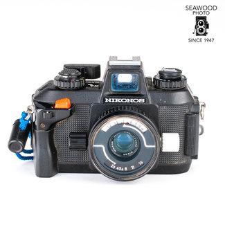 Nikon Nikonos IVa w/35mm f/2.5 GOOD-