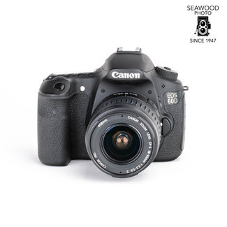 Canon Canon 60D 18.0mp w/EF 18-55mm Low Shutter Count EXCELLENT