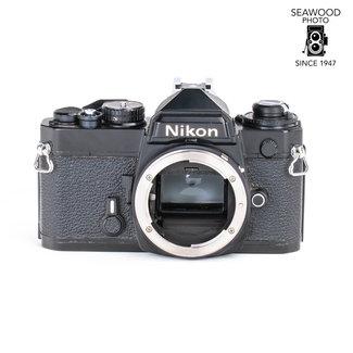 Nikon Nikon FE Black Body GOOD