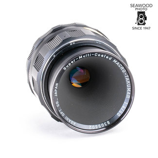 Pentax Pentax 50mm f/4 Macro Takumar M42 EXCELLENT