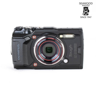 Olympus Olympus Tough TG-6 Black 12.0mp