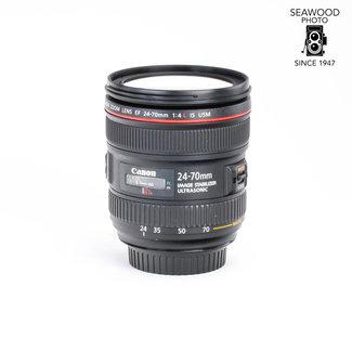Canon Canon 24-70 f4 L IS USM Excellent
