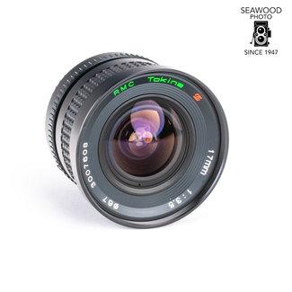 Tokina Tokina 17mm f/3.5 for Nikon AIS LIKE NEW