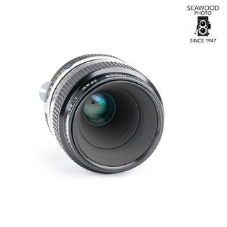 Nikon Nikon 55mm f/3.5 Micro-Nikkor EXCELLENT