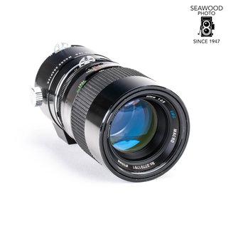"Vivitar Vivitar 90mm f2.5 ""Bokina"" for Nikon AI w/macro adapter GOOD"
