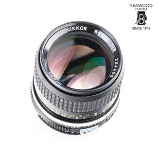 Nikon Nikon 85mm f/2 AI EXCELLENT