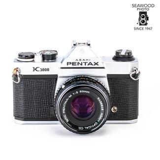 Pentax Pentax K1000 w/50mm f/2 GOOD+