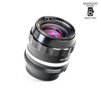 Nikon Nikon 28mm f/2 Nikkor N.C AI EXCELLENT