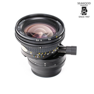 Nikon Nikon 28mm f/3.5 PC-Nikkor EXCELLENT