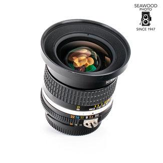 Nikon Nikon 18mm f/3.5 AIS GOOD+