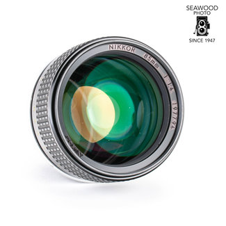 Nikon Nikon 85mm f/1.4 AIS GOOD+