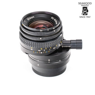 Nikon Nikon 35mm f/2.8 PC-Nikkor EXCELLENT