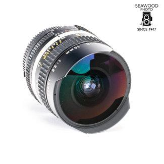 Nikon Nikon 16mm f/2.8 Fisheye-Nikkor AIS EXCELLENT