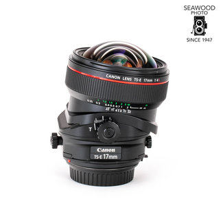 Canon Canon TS-E 17mm F4 L Tilt Shift Lens Excellent