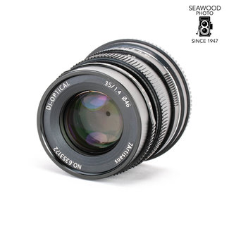 Sony 7 Artisans 35mm f1.4 for Sony E-Mount Like New