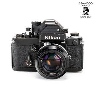 Nikon Nikon F2 Photomic S w/50mm f/1.4 GOOD