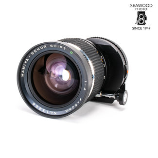Mamiya Mamiya 645 50mm f/4 Shift C Lens EXCELLENT