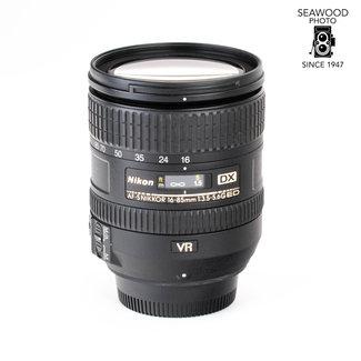 Nikon Nikon 16-85mm 3.5-5.6 G ED VR DX EXCELLENT