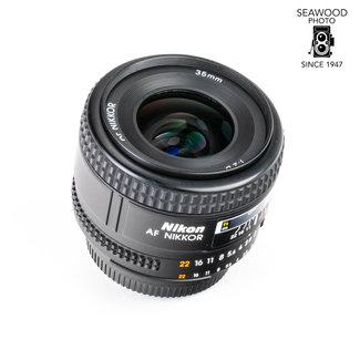 Nikon Nikon 35mm f2 AF-D Excellent