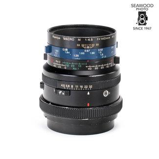Mamiya Mamiya RZ67 140mm f/4.5 Macro M GOOD-