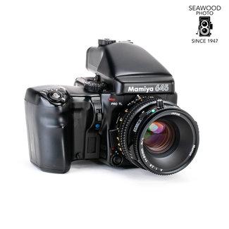 Mamiya Mamiya 645 Pro TL w/80mm f2.8 Winder + Extras GOOD+