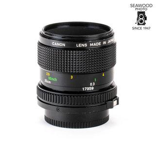 Canon Canon FD 50mm 3.5 Macro GOOD+