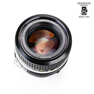 Nikon Nikon 50mm f/1.4 AI EXCELLENT