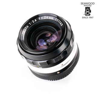 Nikon Nikon 24mm f/2.8 Non-AI GOOD