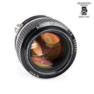 Nikon Nikon 50mm f/1.2 AIS UGLY
