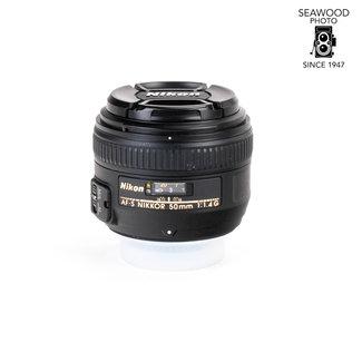 Nikon Nikon 50mm 1.4G AF-S EXCELLENT