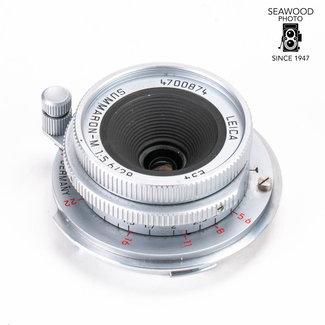 Leica Leica 28mm f/5.6 Summaron-M EXCELLENT