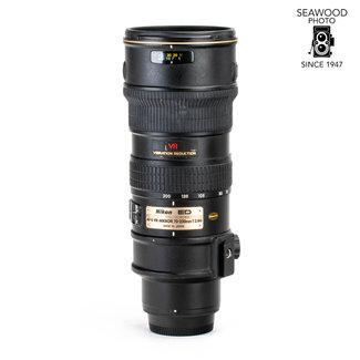 Nikon Nikon 70-200mm f/2.8 G AF-S VR GOOD