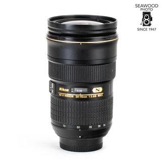 Nikon Nikon 24-70mm f/2.8G  AF-S ED GOOD+