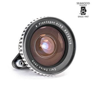 Zeiss Carl Zeiss 20mm f/4 Flektogon for Exakta EXCELLENT