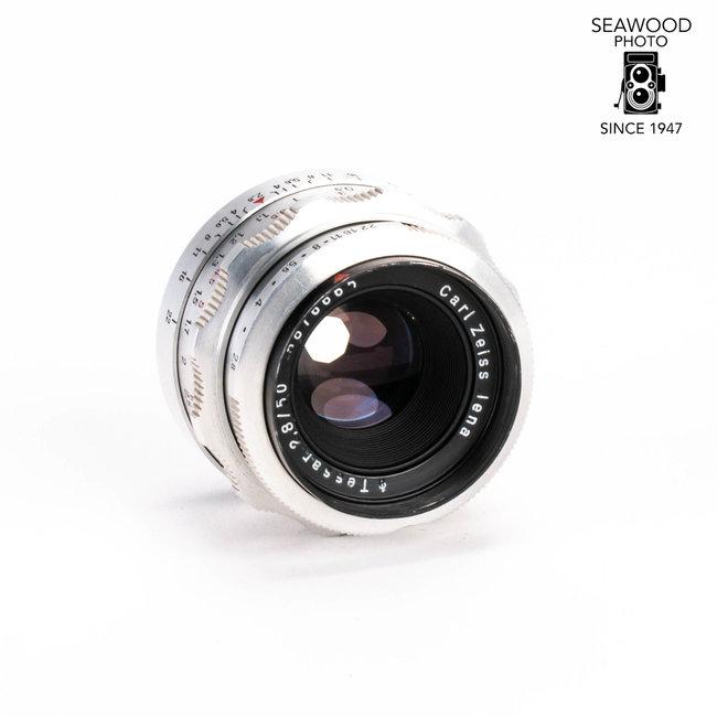 Zeiss Carl Zeiss 50mm f/2.8 Tessar for Exakta GOOD