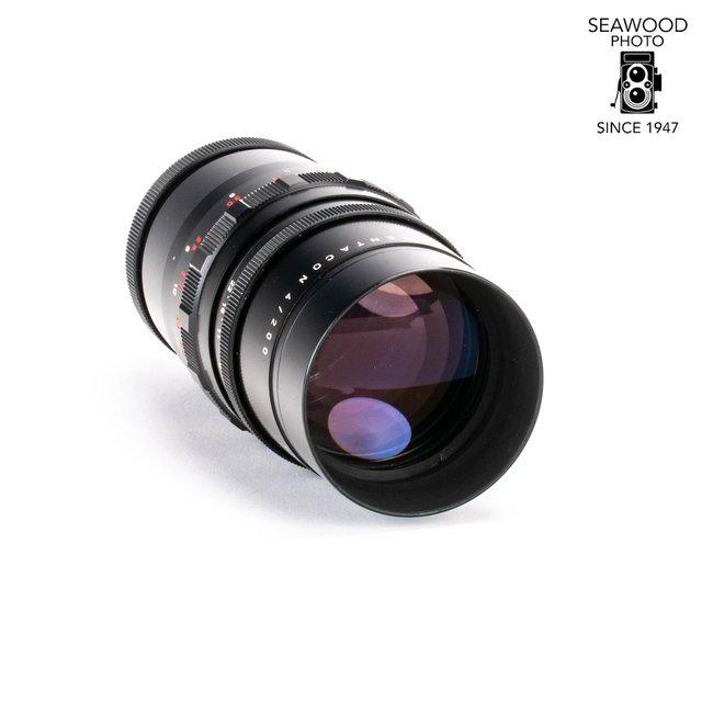 Exakta Pentacon 200mm f/4 Lens for Exakta EXCELLENT