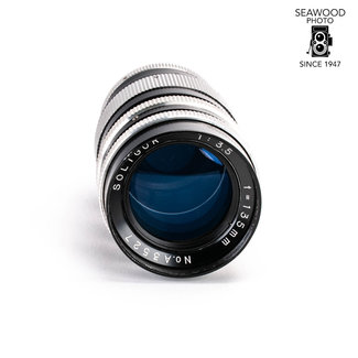 Soligor 135mm f/3.5 for Exakta GOOD+