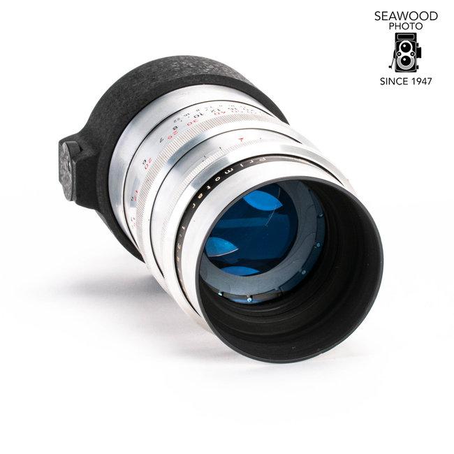 Meyer Meyer-Optik Gorlitz 180mm f/3.5 Primotar Praktina Mount  GOOD+