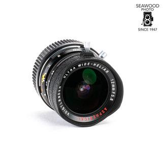 Voigtlander Voigtlander 12mm f5.6 Ultra Wide Heliar v.1 w/finder GOOD