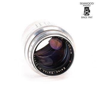 Zeiss Zeiss 85mm f/2 Sonnar T  for Nikon/Contax Rangefinder GOOD-