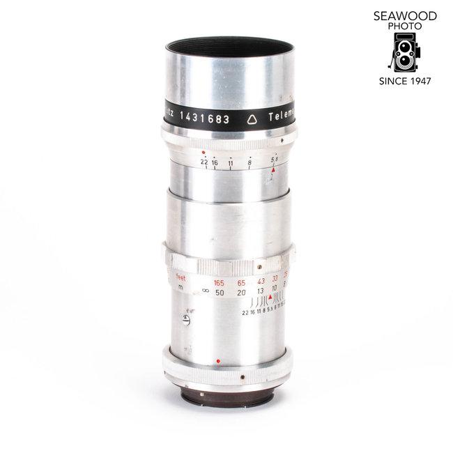 Meyer Meyer Optic Gorlitz 180mm f/5.5 Telemegor GOOD