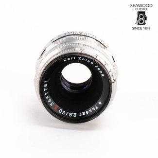 Zeiss Carl Zeiss 50mm f/2.8 Tessar for Exakta EXCELLENT