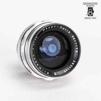 Meyer Meyer-Optik Gorlitz 35mm f/4.5 Primagon for Exakta EXCELLENT
