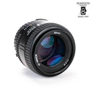 Nikon Nikon 50mm f/1.4 D AF EXCELLENT