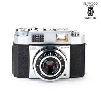 Zeiss Zeiss Contina w/45mm f/2.8 Pantar Lens GOOD+