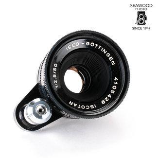 Exakta Isco-Gottingen 50mm f/2.8 Iscotar GOOD+